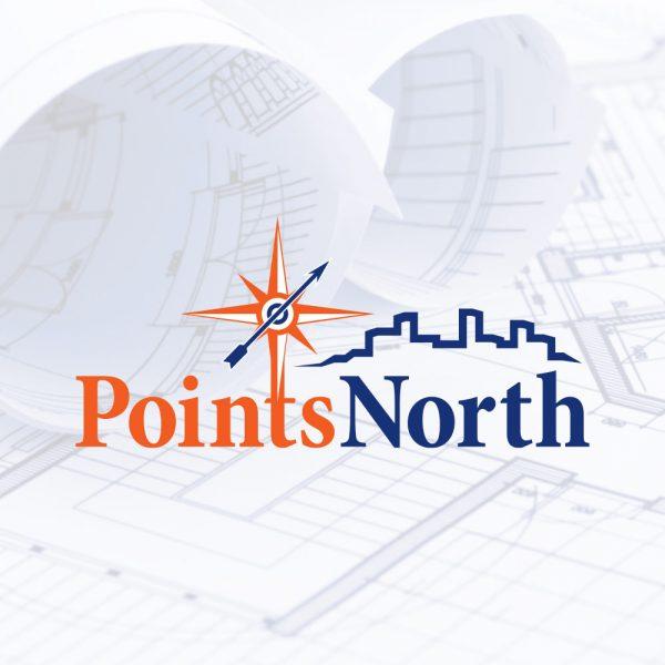 PointsNorth